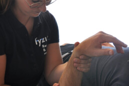 Manuele therapie bij Fyzico