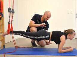 Redcord behandeling voor de rug